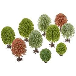 10 Arboles Primaverales 5-9cm