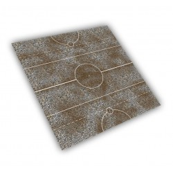 Guild Ball Cobblestone Mat
