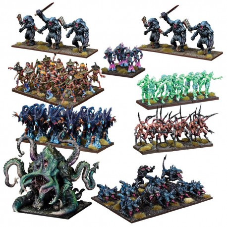 Nightstalker Mega Army