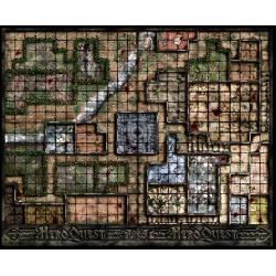 Mat - Dungeon Forest - 47,5x65cm