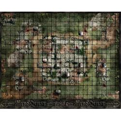 Mat - Dungeon Big Battle - 47,5x65cm