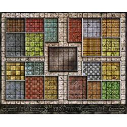 Mat - Dungeon Big Heroquest - 95x65cm