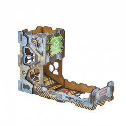 Color Tech Dice Tower