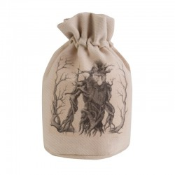 Dice Bag Forest Beige & Black