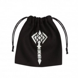 Dice Bag Hammer Black & Glow-in-the-dark