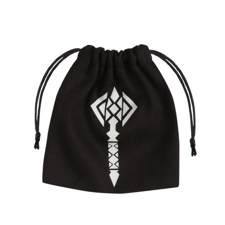 Dice Bag Hammer Black & Glow-in-the-dark