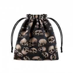 Dice Bag Skull Fullprint
