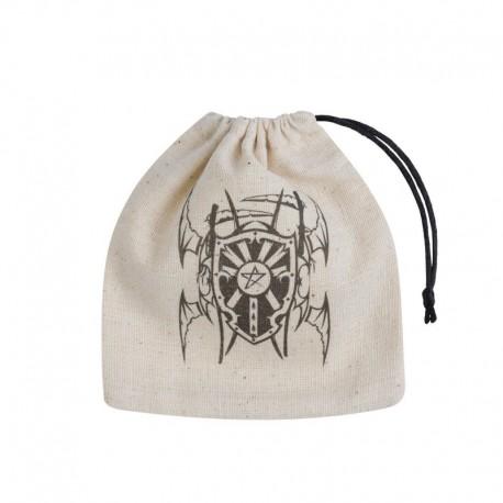 Dice Bag Vampire Beige & Black Basic