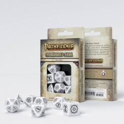 Pathfinder Estrella Fragmentada Dice Set (7)