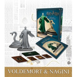 Lord Voldemort & Nagini (Español)