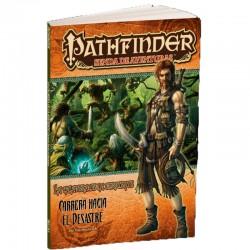 Pathfinder - La Calavera de La Serpiente 2: Carrera Hacia El Desastre (Spanish)