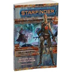 Starfinder - Soles Muertos: Incidente en La Estación  Absalom