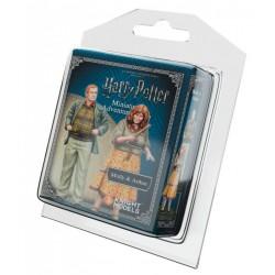 Molly & Arthur Weasley (Castellano)